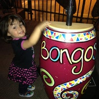 Photo taken at Bongo's Cuban Cafe by Andres B. on 10/30/2012