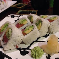Photo taken at Tuxedo Sushi by Heathyre P. on 9/4/2014