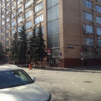 Photo taken at Рот Фронт Кондитерская фабрика by Кристина Б. on 3/21/2016