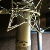 Photo taken at Soundwave Sound Studio by Charat B. on 1/7/2013
