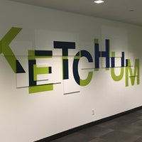 Photo taken at Ketchum Global Headquarters by Victoria W. on 10/5/2016