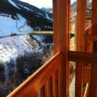 Photo taken at Sport Hotel Hermitage & Spa by Nikita A. on 12/29/2012