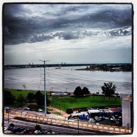 Photo taken at The Westin New Orleans Canal Place by Jay R. on 7/28/2013