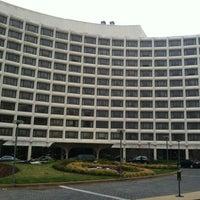 Photo taken at Washington Hilton by Wayne L. on 3/31/2013