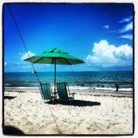 Photo taken at Praia de Tambaú by Ton Vier #. on 4/20/2013