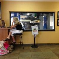 Photo taken at Prestige Car Wash by Kevin  I. on 9/28/2012