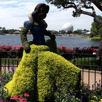 Photo taken at World Showcase by Lisa R. on 5/13/2013