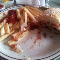 Photo taken at Burger Pit by David G. on 4/5/2013