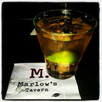 Photo taken at Marlow's Tavern by Jamar L. on 12/16/2012