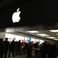 Photo taken at Apple Eaton Centre by Sonia B. on 11/21/2012