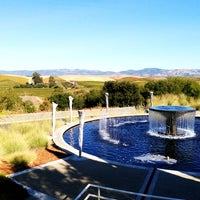 Photo taken at Artesa Vineyards & Winery by Grace C. on 10/14/2012