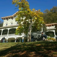 Photo taken at Asa Packer Mansion Museum by Theresa A. on 10/23/2016
