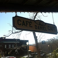 Photo taken at Cafe Daniel by Becky C. on 2/17/2013