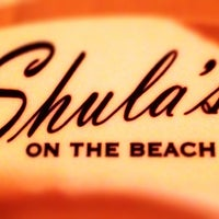 Photo taken at Shula's on the Beach by Kat S. on 10/8/2012