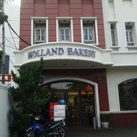 Photo taken at Holland Bakery by Verra V. on 2/25/2013