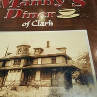 Photo taken at Manny's Diner by Amy C. on 7/2/2016