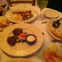 Photo taken at Ayhan's Shish-Kebab Restaurant of Plainview by Celia . on 1/11/2013