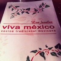 Photo taken at Los Jarales by Ivan C. on 1/26/2014