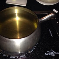 Photo taken at The Melting Pot by Christina J. on 4/10/2014