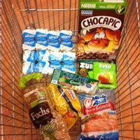 Photo taken at Supermercado Monserrat by Pedro P. on 3/14/2013