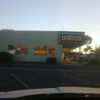 Photo taken at AK's Donuts by Darrell R. on 1/5/2013
