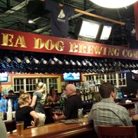 Photo taken at Sea Dog Brewing Company by Marcie M. on 7/16/2013