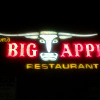 Photo taken at Bill Johnson's Big Apple Restaurant by Keith Ellis ~ C. on 10/21/2012