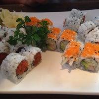 Photo taken at Sakura Japanese Restaurant by Amanda C. on 7/5/2014