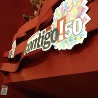 Photo taken at Camarote Contigo! by Vito C. on 2/12/2013