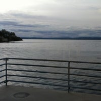 Photo taken at Ray's Boathouse by Bryan D. on 12/8/2012