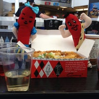 Photo taken at Superdawg Drive-In by Anthony on 7/27/2013