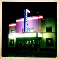 Photo taken at North Bend Theater by Ian F. on 2/18/2012