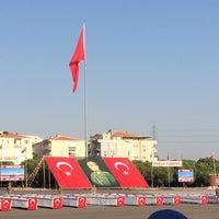 Photo taken at 1.Piyade Eğt. Tugay Komutanlığı Karargâh Bölüğü by Gözde Ö. on 9/5/2014