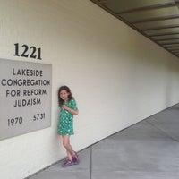 Photo taken at Lakeside Congregation by Noel V. on 8/9/2013