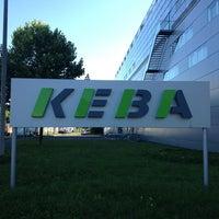 Photo taken at KEBA by austrianpsycho on 7/1/2013