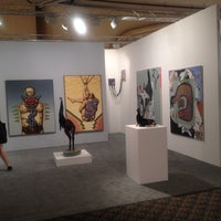 Photo taken at NADA Art Fair by Susan S. on 12/9/2012