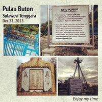 Photo taken at Keraton Buton by Rully D. on 12/23/2013