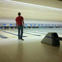Photo taken at Robin Hood Lanes by Frostbite F. on 11/8/2012