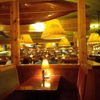 Photo taken at Tahoe Joe's Famous Steakhouse by Jason C. on 10/16/2013