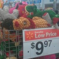 Photo taken at Walmart Supercenter by Debbie Grier H. on 1/29/2014