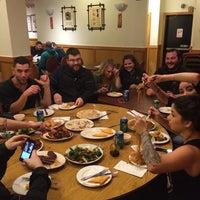 Photo taken at Moon Villa Restaurant by Eric &. on 5/4/2014