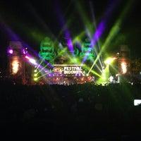 Photo taken at Lapangan Astina by isna t. on 9/26/2013