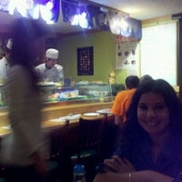 Photo taken at Azuma Sushi by Matthew M. on 12/23/2012