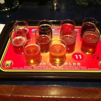 Photo taken at Raccoon Lodge & Brew Pub by ronald s. on 3/16/2013