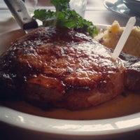 Photo taken at Schlesinger's Steak House by Jon Jon on 6/11/2014