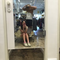 Photo taken at American Apparel by al b. on 3/9/2015