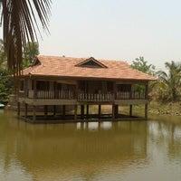 Photo taken at Saguna Baug by Sandeep K. on 5/18/2013