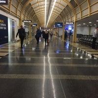 Photo taken at Terminal B by Blair E. on 12/1/2016