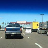 Photo taken at MCB Camp Pendleton - Main Gate by sj 💋 on 1/3/2013
