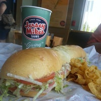Photo taken at Jersey Mike's Subs by Reggie S. on 6/29/2013